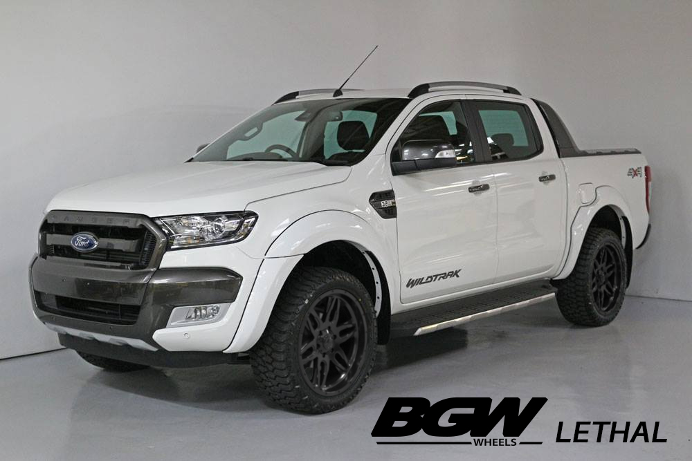 BGW Lethal on Ford Ranger