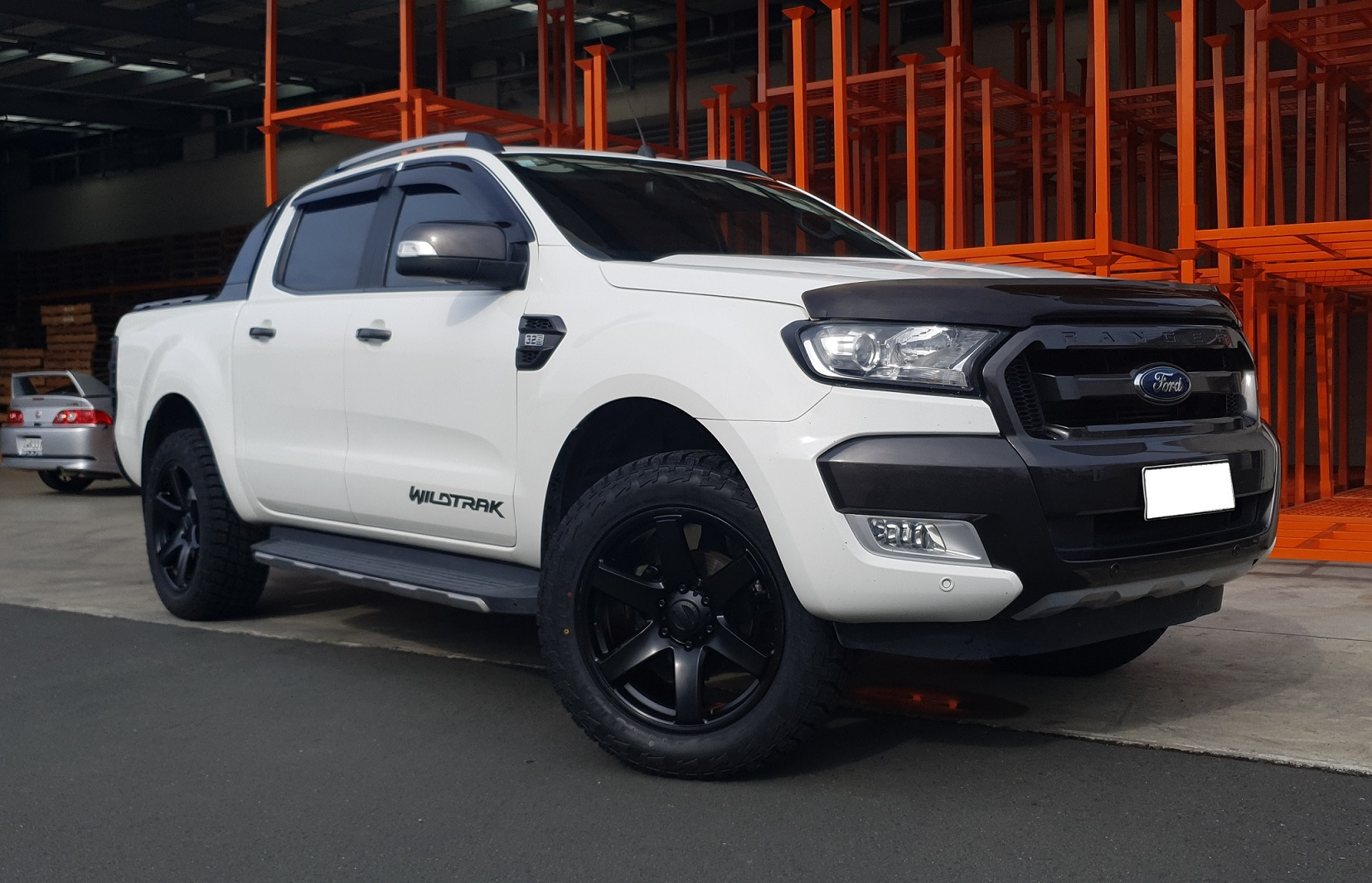 Ford Ranger on BGW Beast with 275 55R20 Delium AT