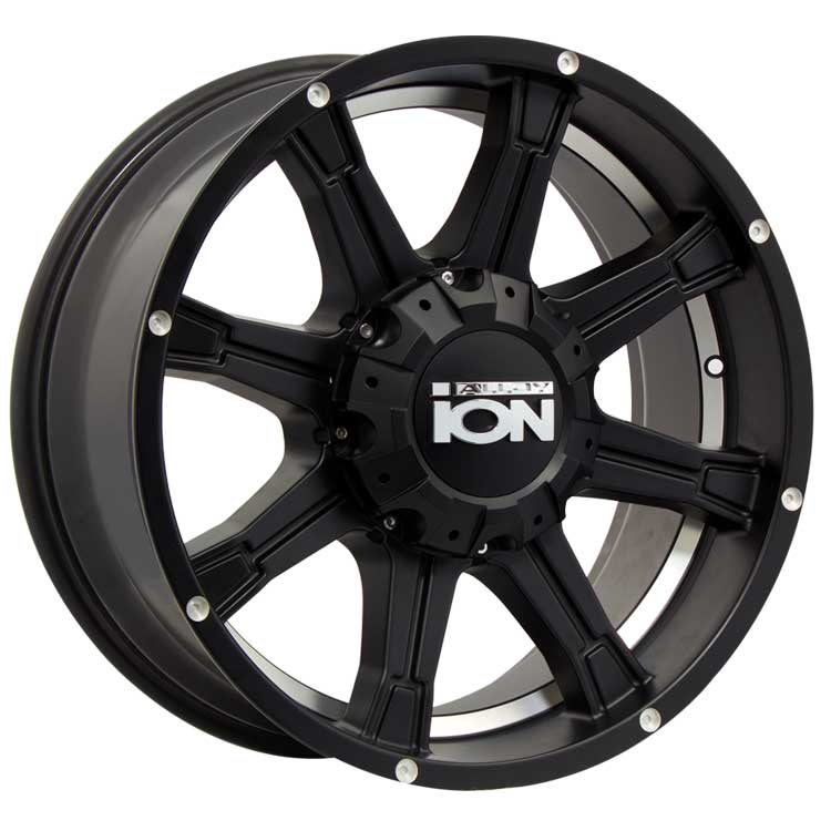 ION ION 196[Matt Black]