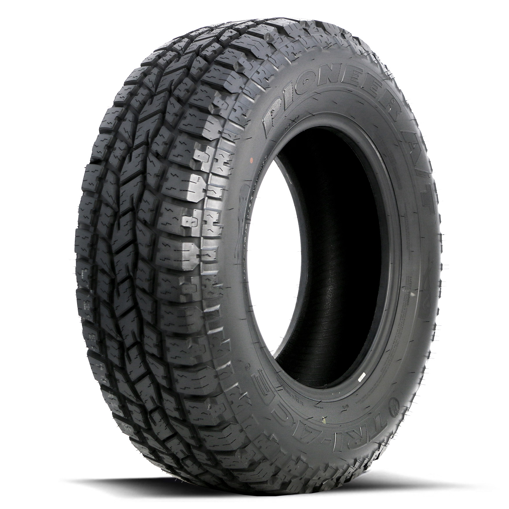 All Weather Tire >> TRI-ACE PIONEER AT | BG World Wheels
