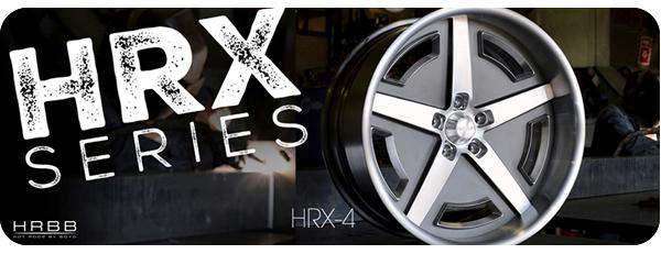 HRBB HRX Series